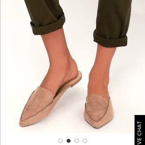 Lulu's loafer slides